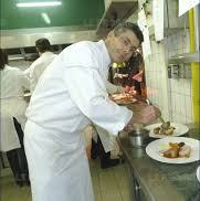 Chef Phillipe Gauvreau